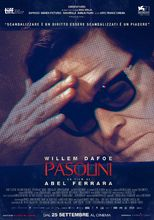 Movie poster Pasolini