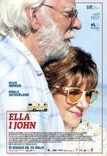 Plakat filmu Ella i John