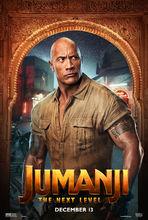 Plakat filmu Jumanji: Następny poziom