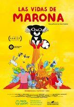 Plakat filmu Marona - psia opowieść