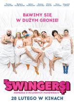 Plakat filmu Swingersi