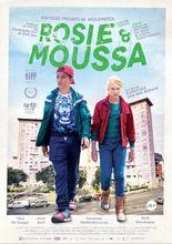Plakat filmu Rosie i Moussa