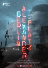 Plakat filmu Berlin Alexanderplatz