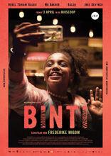 Movie poster Binti